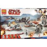 Конструктор (Lari Space Wars)Защита Крайта 773 дет. (50*8*40)
